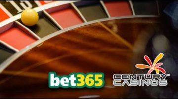 Bet365 coming to Colorado courtesy of Century Casinos Incorporated deal