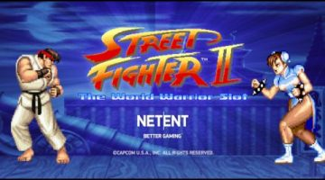 NetEnt AB experiencing Street Fighter II: The World Warrior Slot troubles